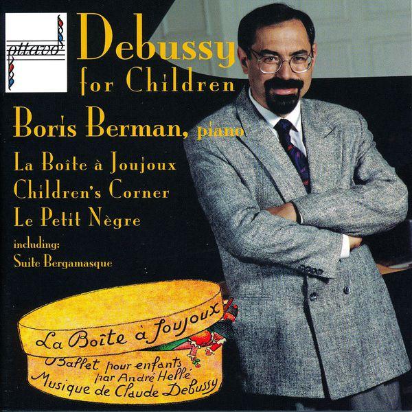 Boris Berman - Debussy for Children