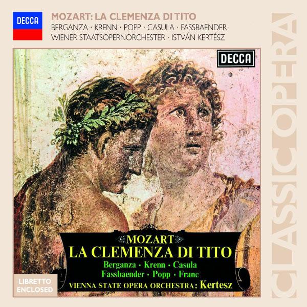 Teresa Berganza - Mozart: La Clemenza di Tito