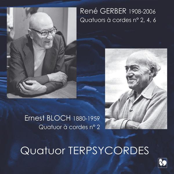 René Gerber - Gerber & Bloch: String Quartets