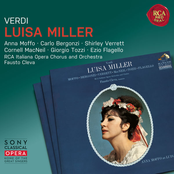 Fausto Cleva - Verdi : Luisa Miller (Remastered)