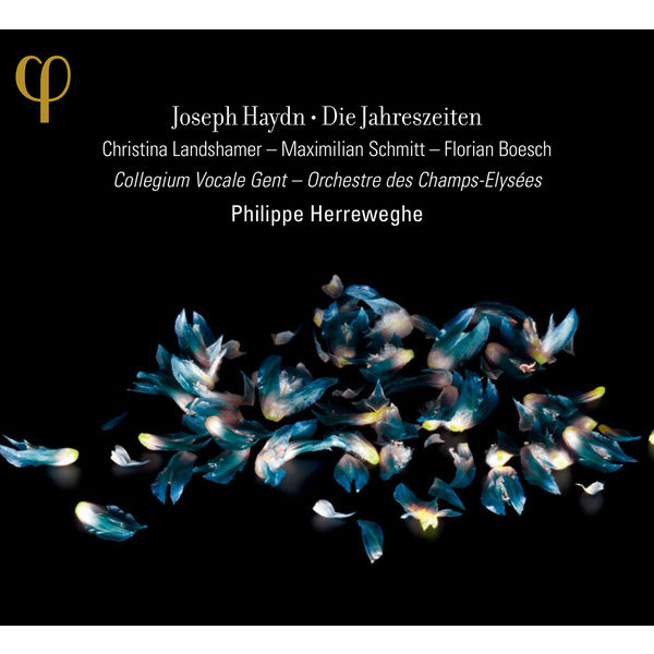 Philippe Herreweghe - Joseph Haydn : Die Jahreszeiten (The Seasons / Les Saisons)