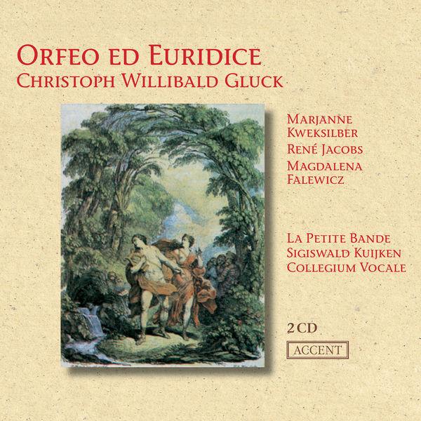 Marjanne Kweksilber - Orfeo ed Euridice (Intégrale)
