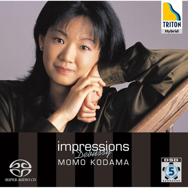 Momo Kodama - Impressions -Debussy piano works-