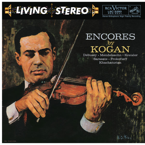 Leonid Kogan - Encores by Kogan