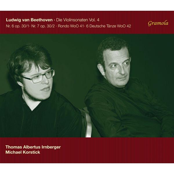Thomas Albertus Irnberger - The Violin Sonatas, Vol. 4
