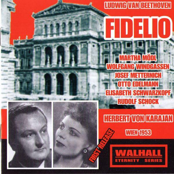 Martha Modl - Beethoven : Fidelio