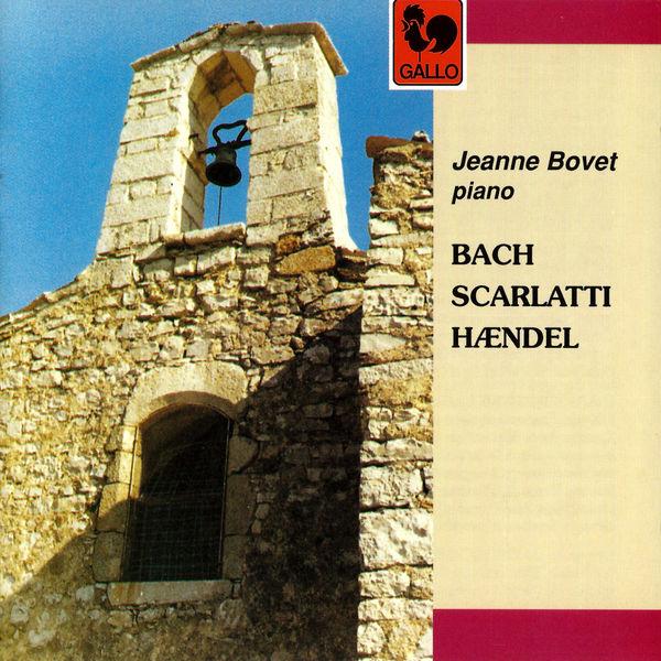 Johann Sebastian Bach - Bach - Scarlatti - Handel