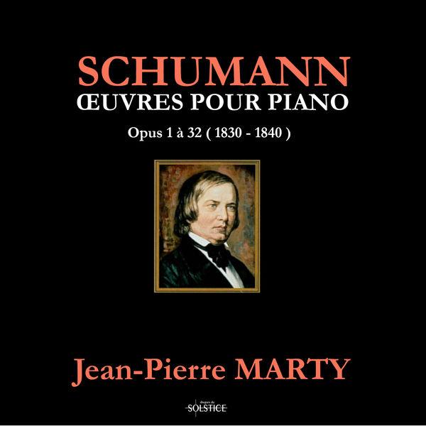 Jean-Pierre Marty - Œuvres pour piano