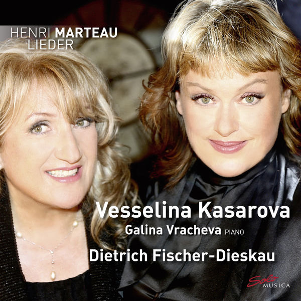 Vesselina Kasarova - Marteau: Entdeckung eines Romantikers