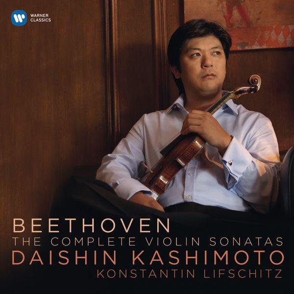 Daishin Kashimoto - Beethoven: Complete Violin Sonatas (Édition StudioMasters)