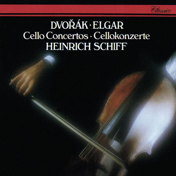 Heinrich Schiff - Dvorák: Cello Concerto / Elgar: Cello Concerto