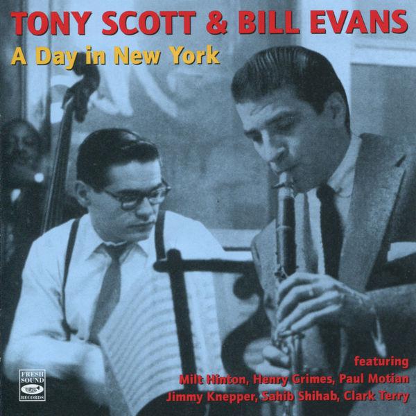 Tony Scott - A day in New York