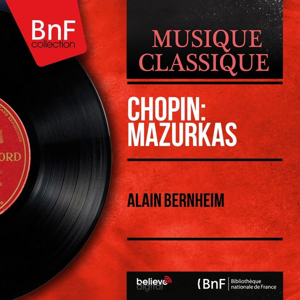Alain Bernheim - Chopin: Mazurkas (Mono Version)