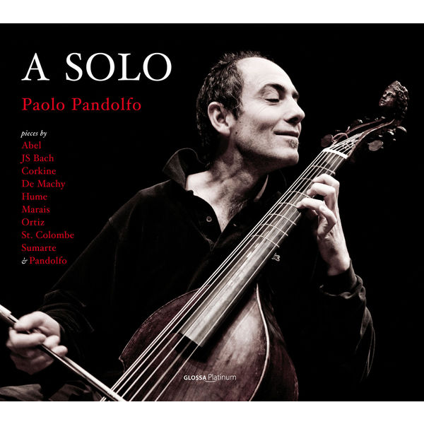 Paolo Pandolfo - A Solo