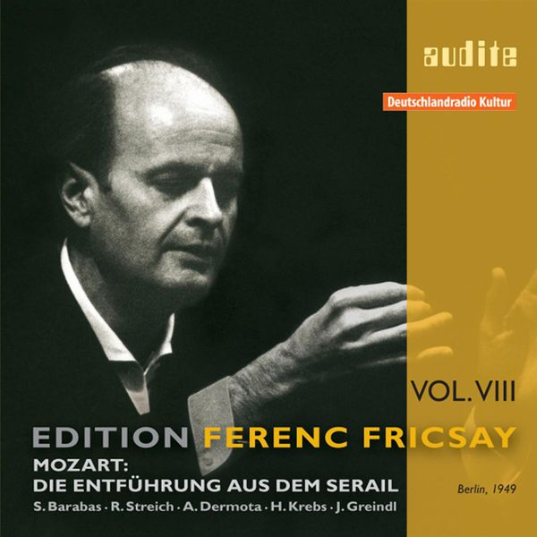 Ferenc Fricsay - Edition Ferenc Fricsay, Vol. 8 (1949)