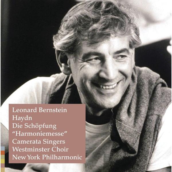 """Leonard Bernstein - Haydn: Die Schöpfung (The Creation); """"Harmoniemesse"""""""