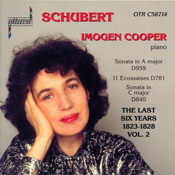 Imogen Cooper - Schubert: The Last Six Years 1823-1828 Vol. 2