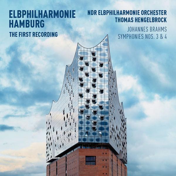 Thomas Hengelbrock - Brahms : Symphonies 3 & 4