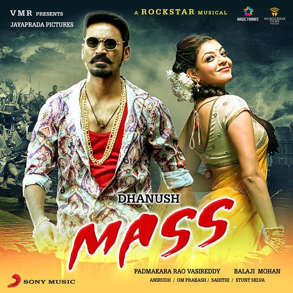 Anirudh Ravichander - Maas (Original Motion Picture Soundtrack)