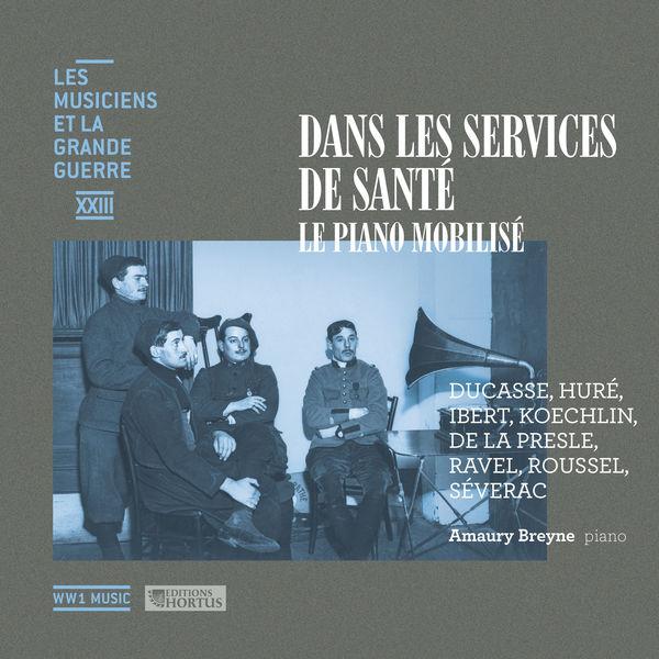 Amaury Breyne - Piano mobilisé (Les musiciens et la Grande Guerre - 23)