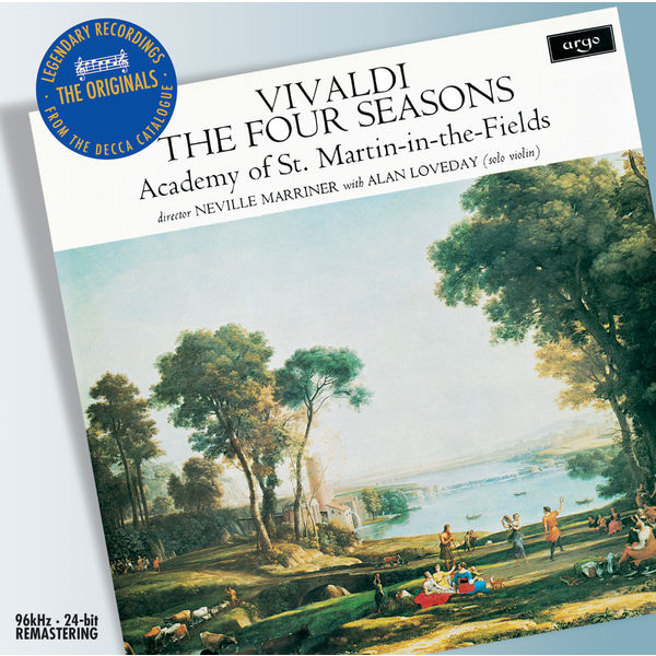 Alan Loveday - Vivaldi: The Four Seasons & Other Concertos