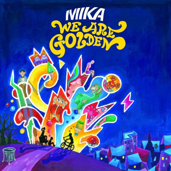 We are golden | mika – download and listen to the album.