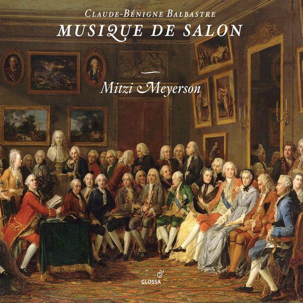 Mitzi Meyerson - Balbastre, C.: Keyboard Music