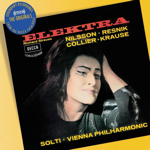 Birgit Nilsson|Richard Strauss : Elektra