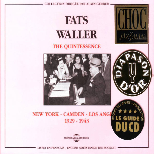 Fats Waller - The Quintessence / Fats Waller