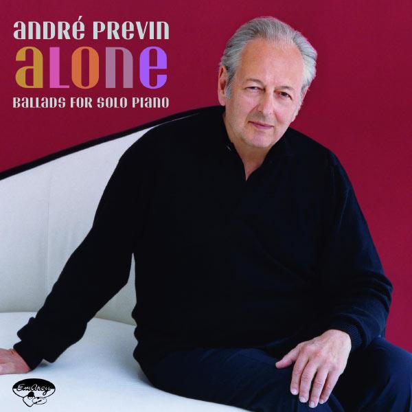 André Previn Alone