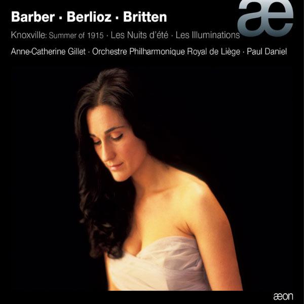 Orchestre Philharmonique Royal de Liège - Samuel Barber - Hector Berlioz - Benjamin Britten