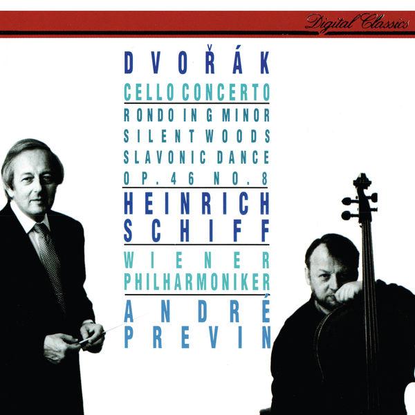 Heinrich Schiff - Dvorák: Cello Concerto; Silent Woods etc