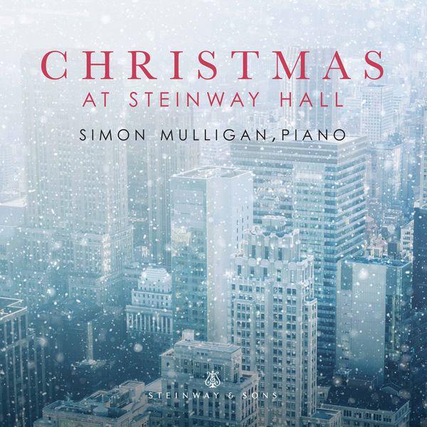 Simon Mulligan - Christmas at Steinway Hall