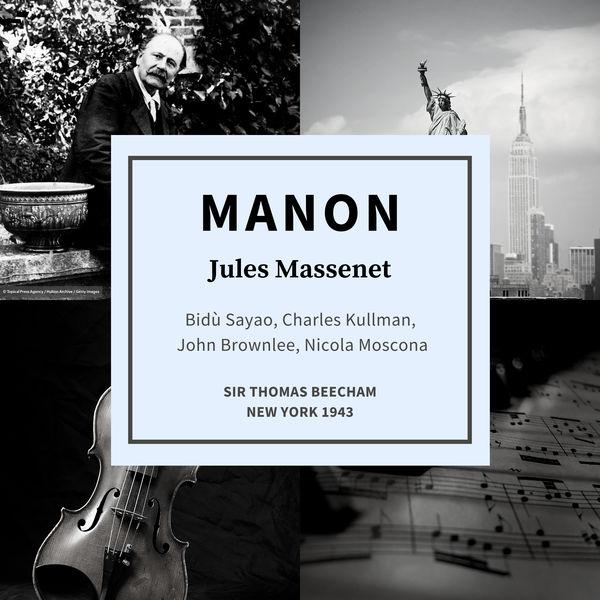Bidù Sayao - Massenet : Manon