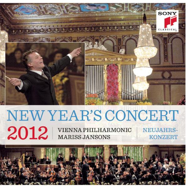 Mariss Jansons - New Year's Concert 2012 (Concert du Nouvel An 2012)