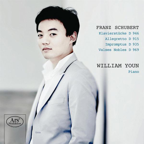 William Youn William Youn, piano (Franz Schubert)