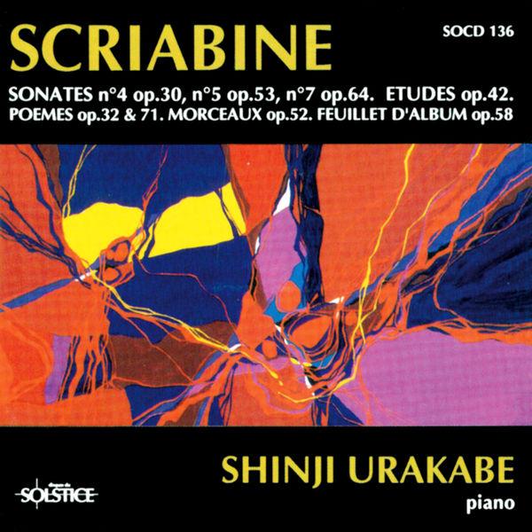 Shinji Urakabe Scriabine