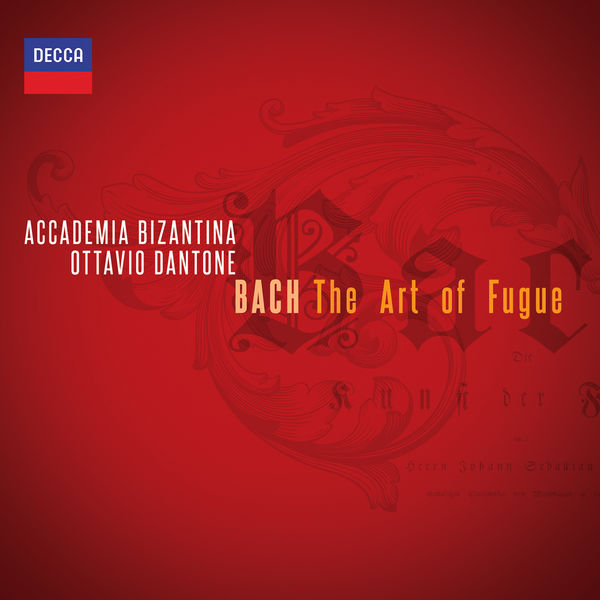 Ottavio Dantone - Bach: The Art of Fugue