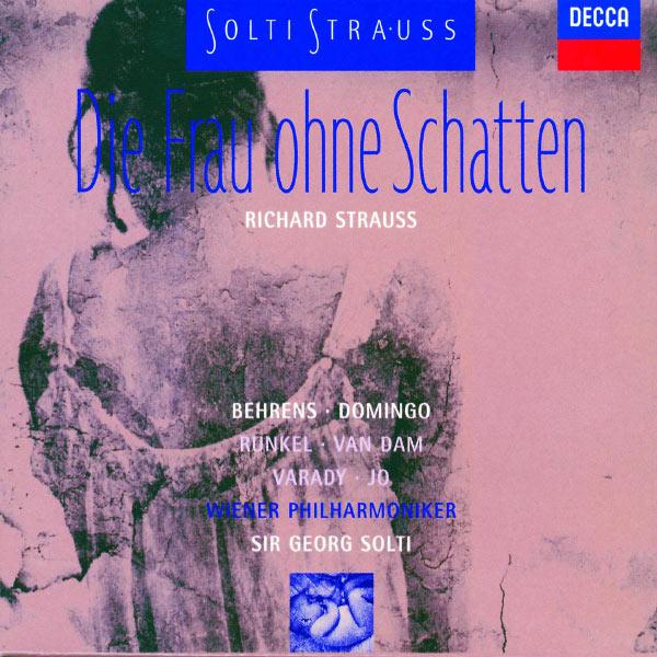 Julia Varady - R. Strauss: Die Frau ohne Schatten