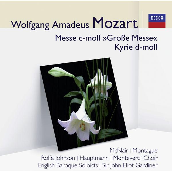 English Baroque Soloists - Mozart: Messe c-moll