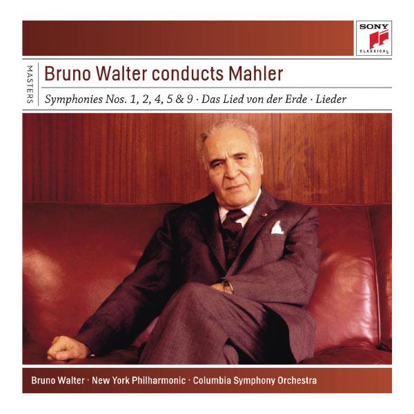 Bruno Walter - Bruno Walter conducts Mahler