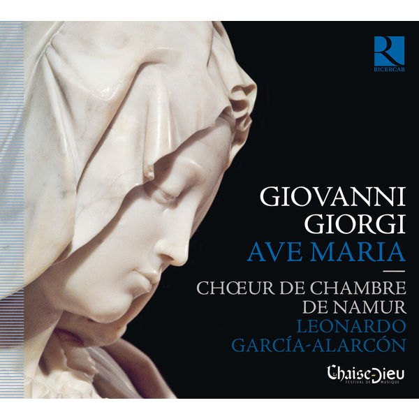 Leonardo García Alarcón - Giovanni Giorgi : Ave Maria