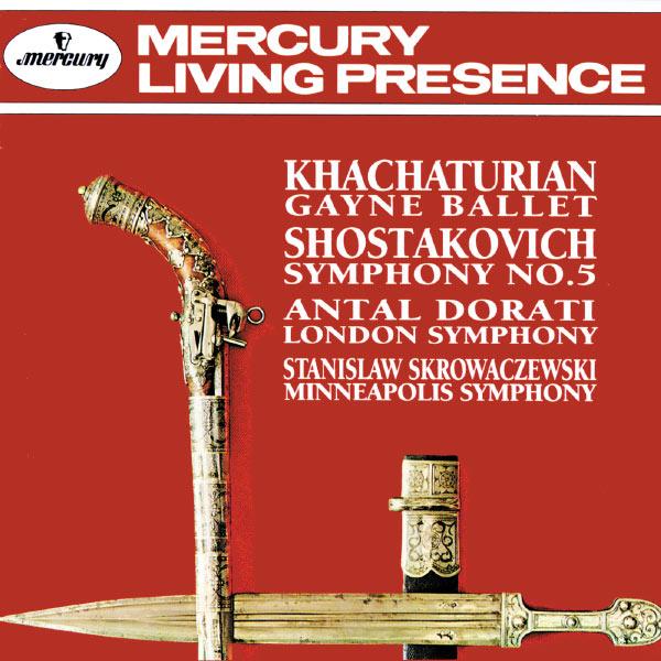 London Symphony Orchestra|Khachaturian: Gayaneh Ballet Music / Shostakovich: Symphony No. 5