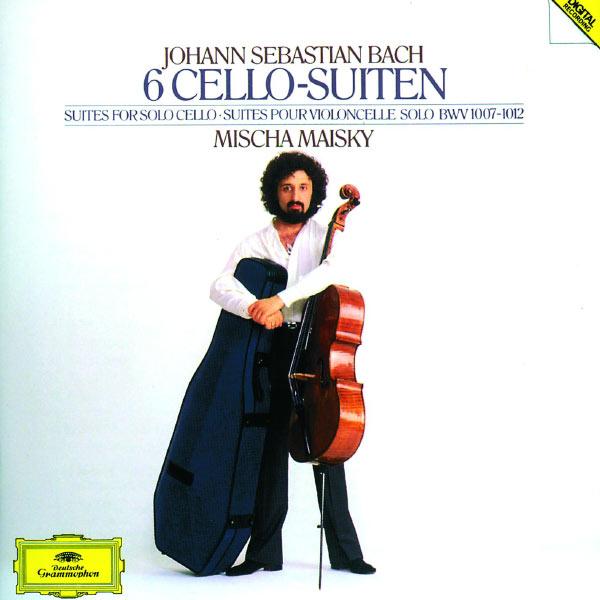 Mischa Maisky - Bach, J.S.: 6 Suites for Solo Cello
