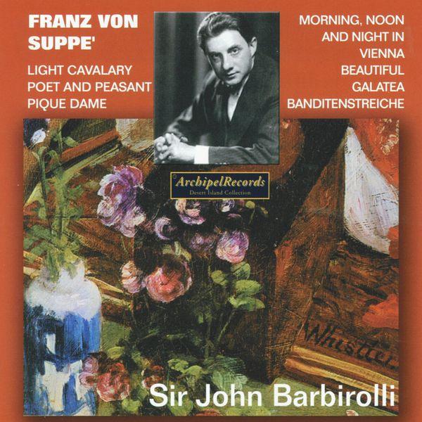 Hallé Orchestra - Franz Von Suppe': Overtures, Frédéric Chopin: Piano Concerto No. 1 In E minor, Op. 11