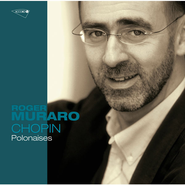 Roger Muraro - Chopin: 8 Polonaises