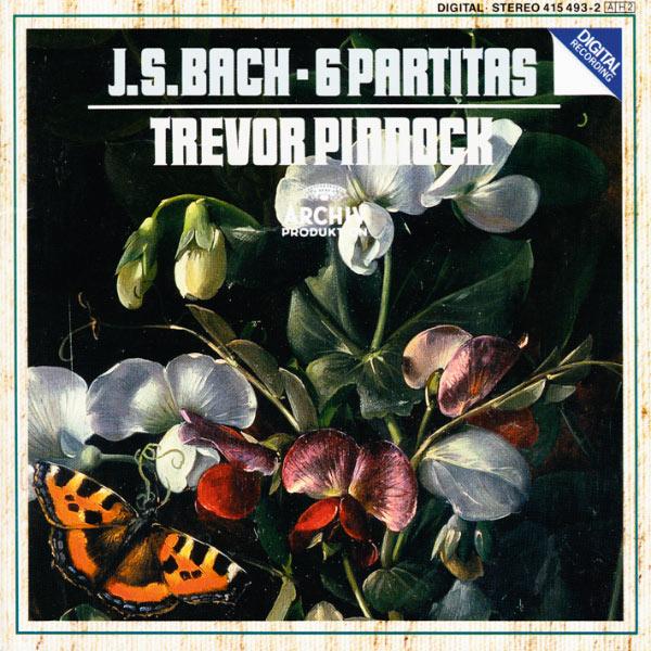 Trevor Pinnock - Bach, J.S.: 6 Partitas BWV 825-830
