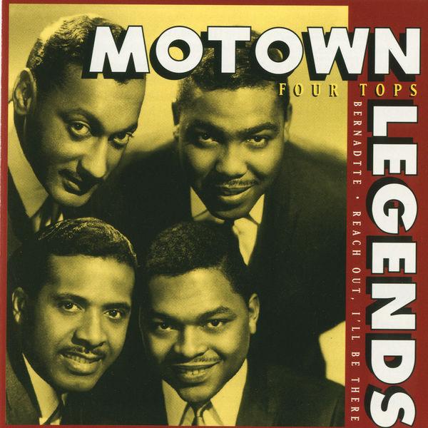 Four Tops|Motown Legends: Bernadette