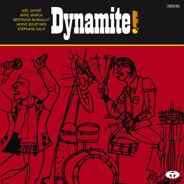 """Bertrand Burgalat - Dynamite! (Musiques pour le film """"Quai d'Orsay"""") - EP"""