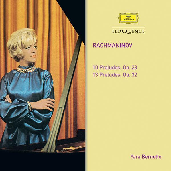 Yara Bernette|Rachmaninov : Preludes